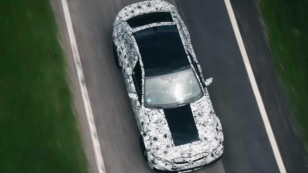 BMW M3 teaser