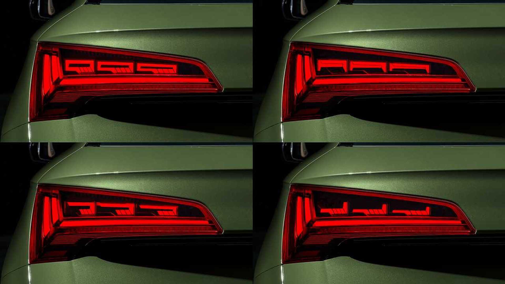 Audi Q5 II Restyling (2020) 55