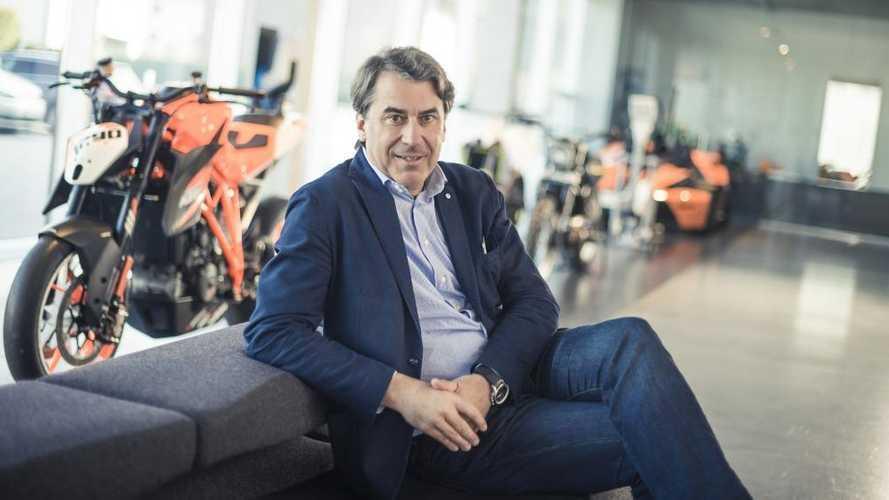 """KTM, Pierer: """"Il Coronavirus farà salire le vendite delle moto"""""""