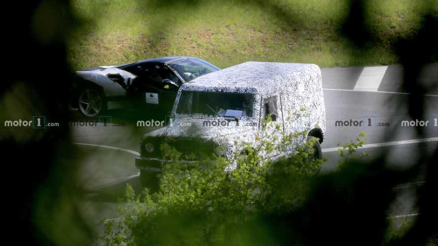 Először fedezték fel az utakon a BMW és Magna Steyr közreműködéssel készülő Ineos Grenadiert