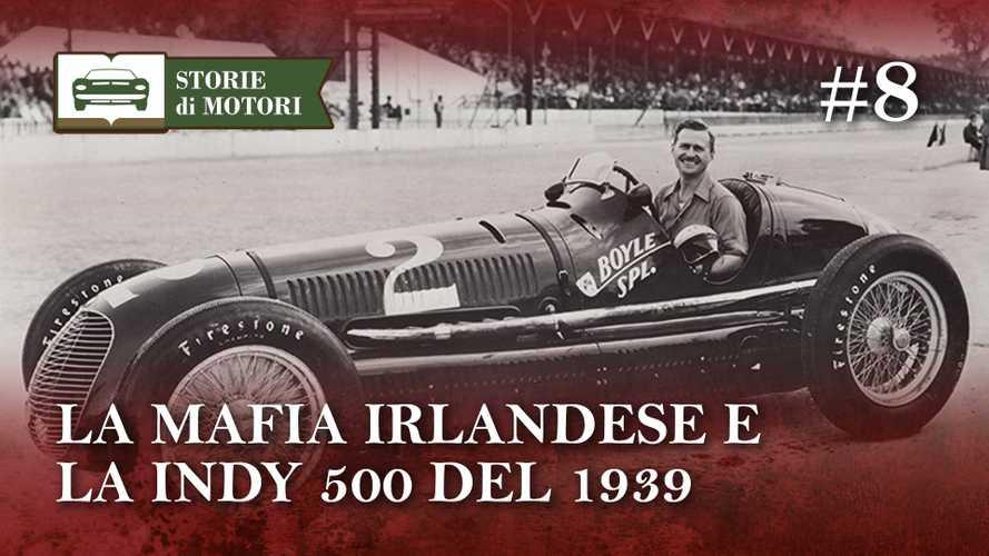 Maserati e la vittoria alla Indy 500 grazie a un gangster irlandese
