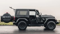 Sterling Automotive Jeep Wrangler Launch Edition