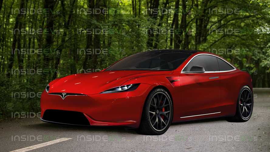 This Tesla Model S Coupe Grand Tourer Is Certainly Sweet