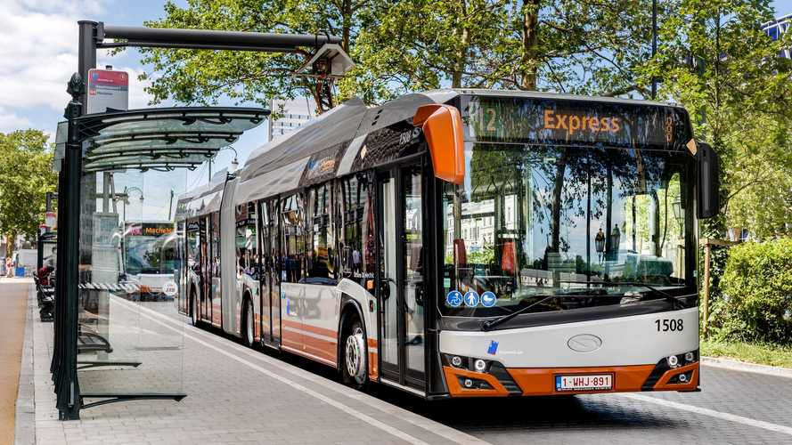 Solaris To Deliver 16 Articulated Electric Buses To Romania