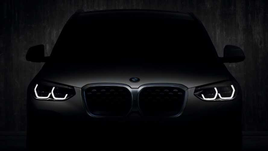 2021 BMW iX3 Production Version Debuts Today: See The Livestream