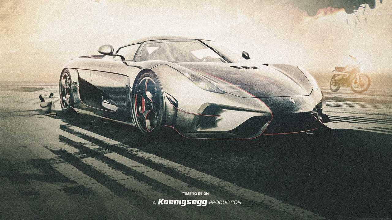 Koenigsegg Time to Reign