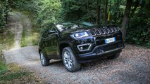 Jeep Compass 4xe und Renegade 4xe