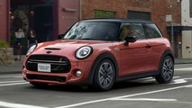 2021 Mini Coral Red Edition Hardtop