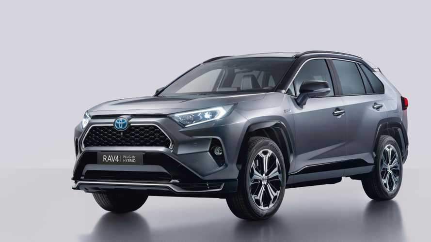 New plug-in hybrid Toyota RAV4 will cost more than £47,000