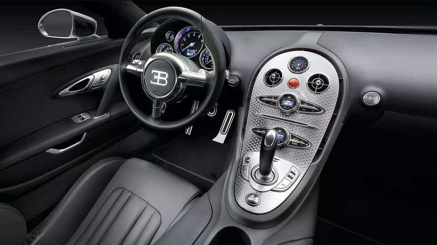 Achim Anscheidt's Favorite Bugatti Veyrons