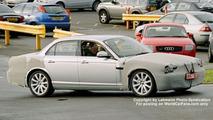 SPY PHOTOS: Jaguar XJ Facelift