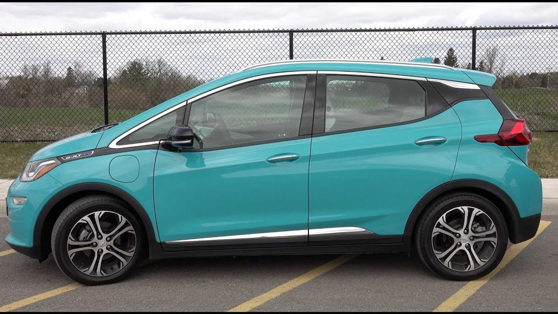 2020 Chevrolet Bolt Review An All Electric Hatch That S Worth A Look