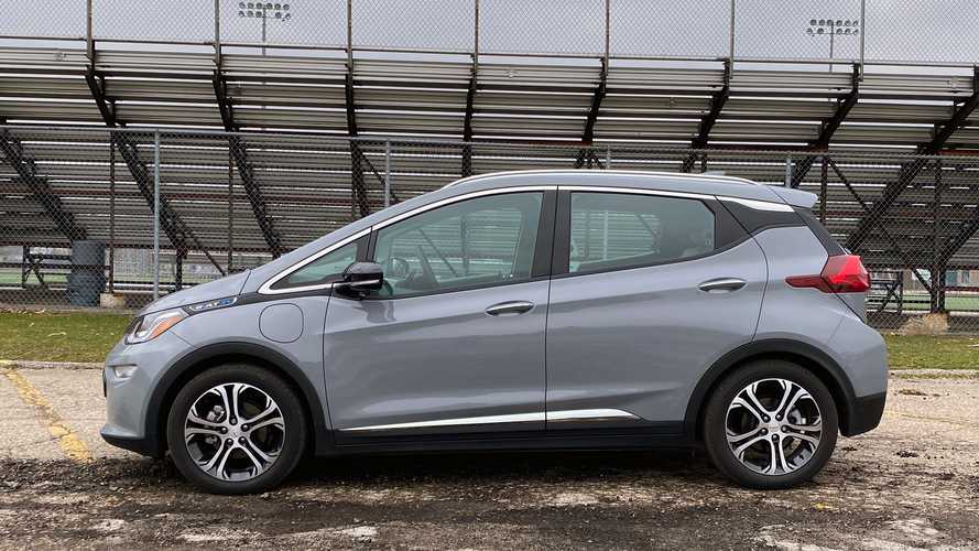 And So It Goes, GM Will Replace Chevy Bolt EV Battery Modules
