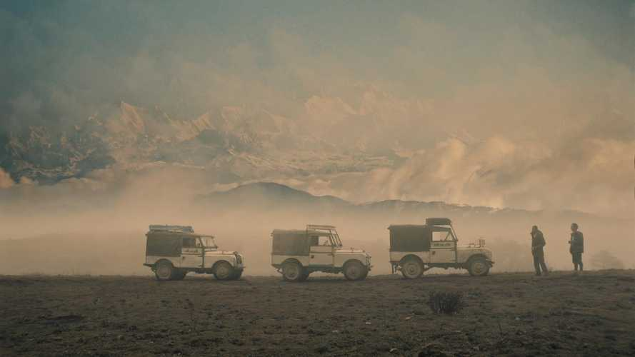 Video: The mountain where classic Land Rovers are life and death