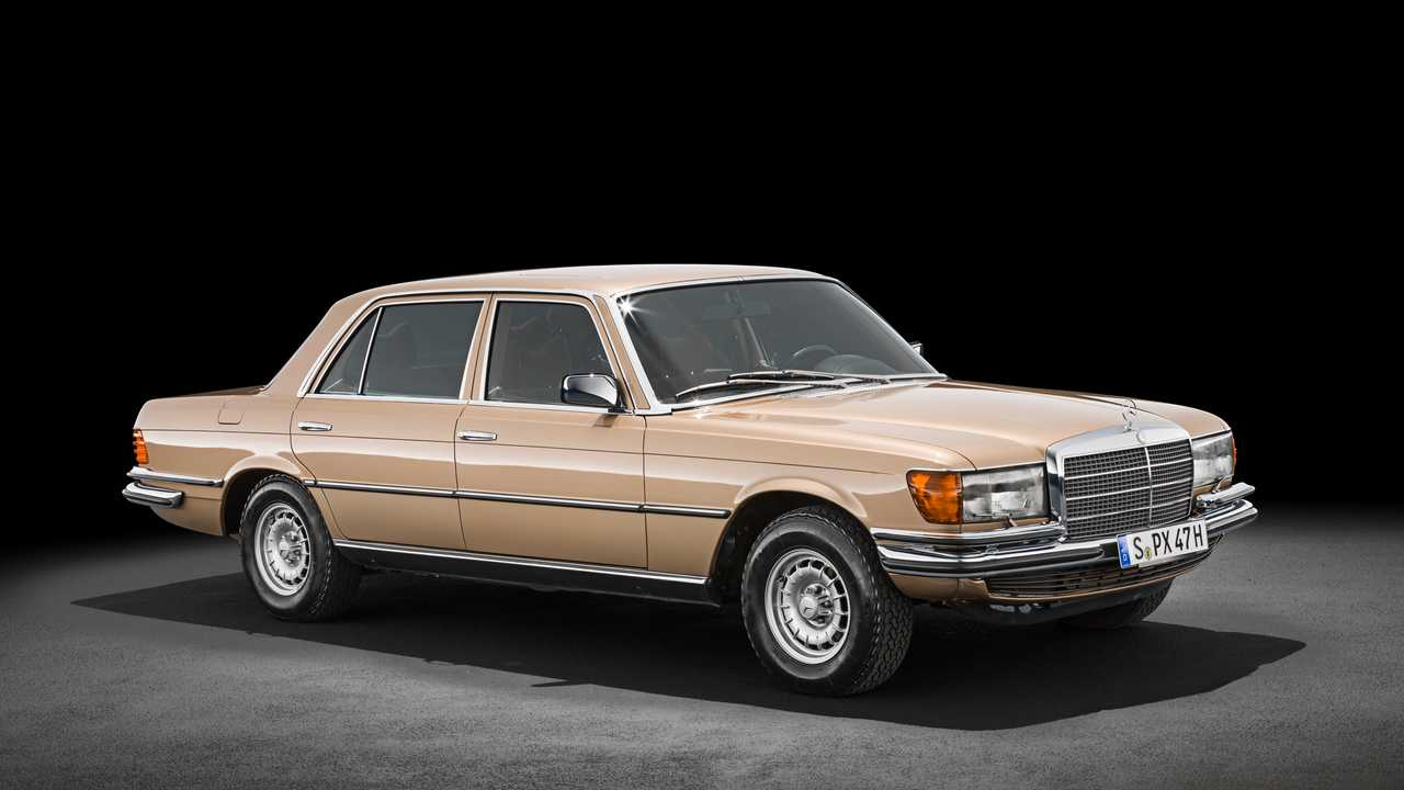Mercedes-Benz 450 SEL 6.9 (1975-1980)