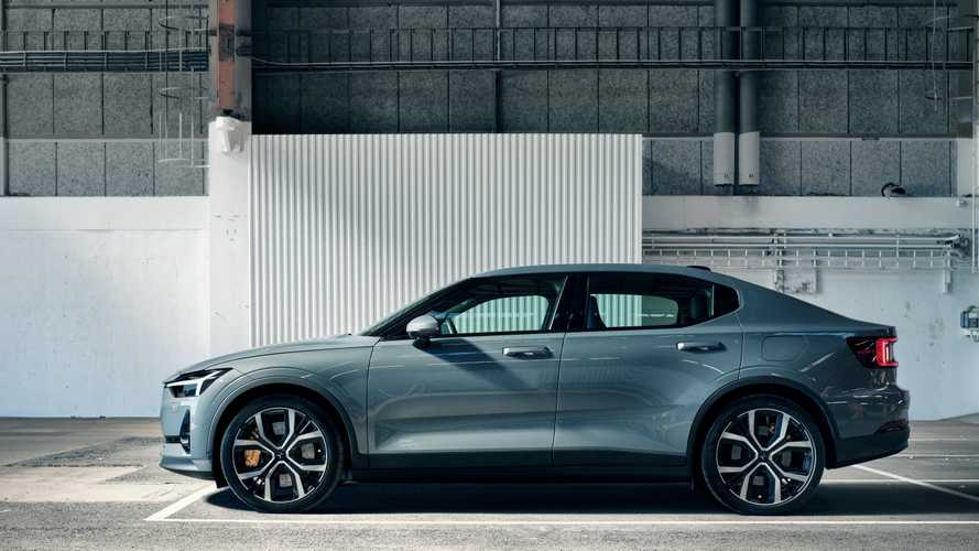 Polestar 2 (2020) mit Performance Pack