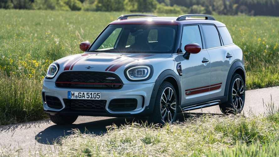 MINI Countryman John Cooper Works, restyling anche per la più potente