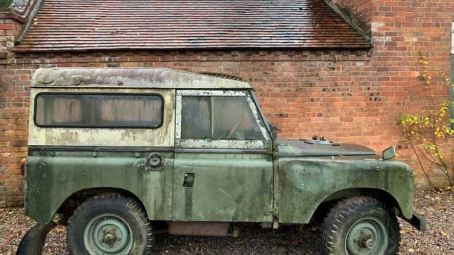 Why this barn find Land Rover is the perfect starter classic