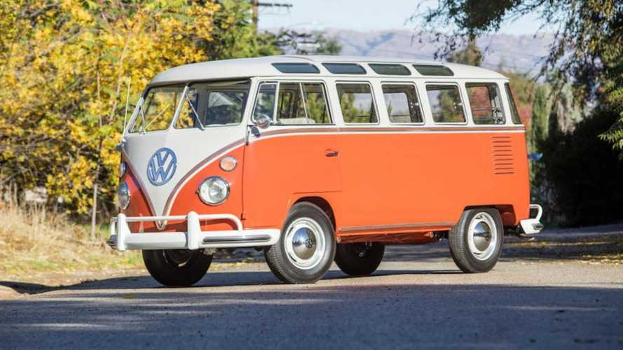 Is $200k too much for this pristine VW Type 2 Samba Bus?