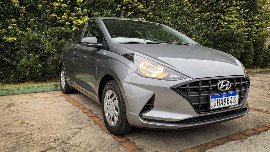 Varejo em junho: Hyundai emplaca HB20 e Creta no topo pela 1ª vez