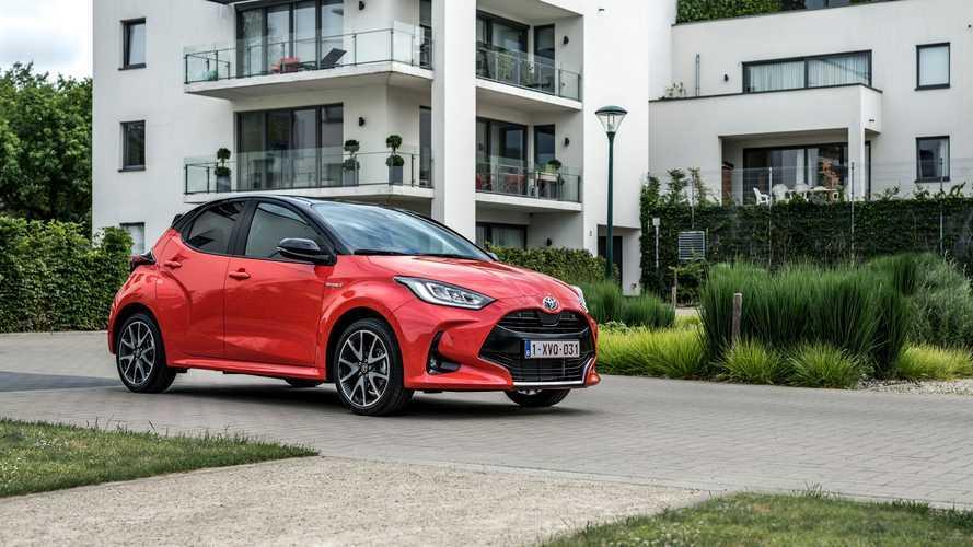 Une Mazda basée sur la Toyota Yaris sortira d'ici à 2023