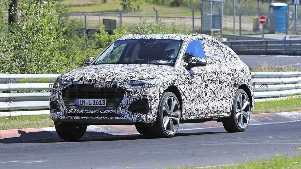 2021 Audi Q5 Sportback kém fotó