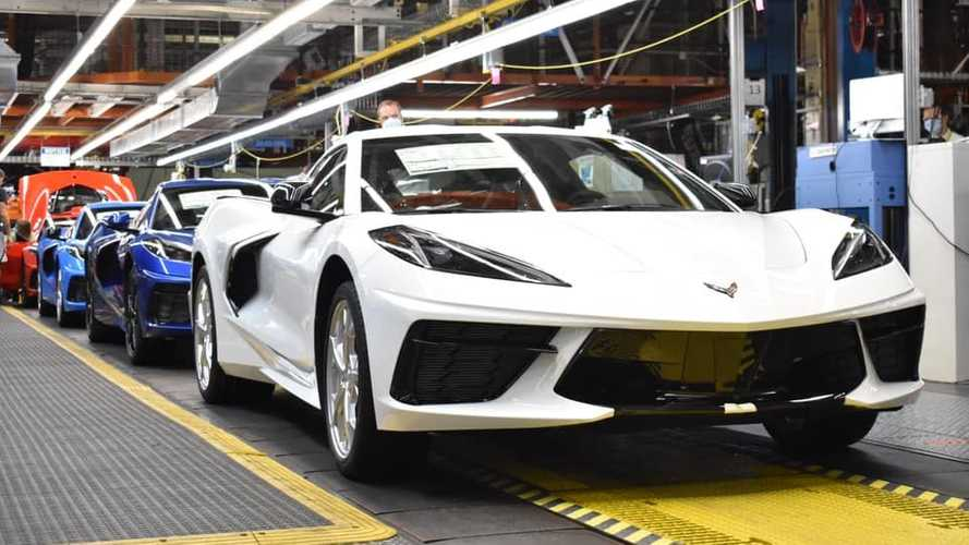 Chevy Corvette Celebrates Production Milestone: 1,750,000 Units
