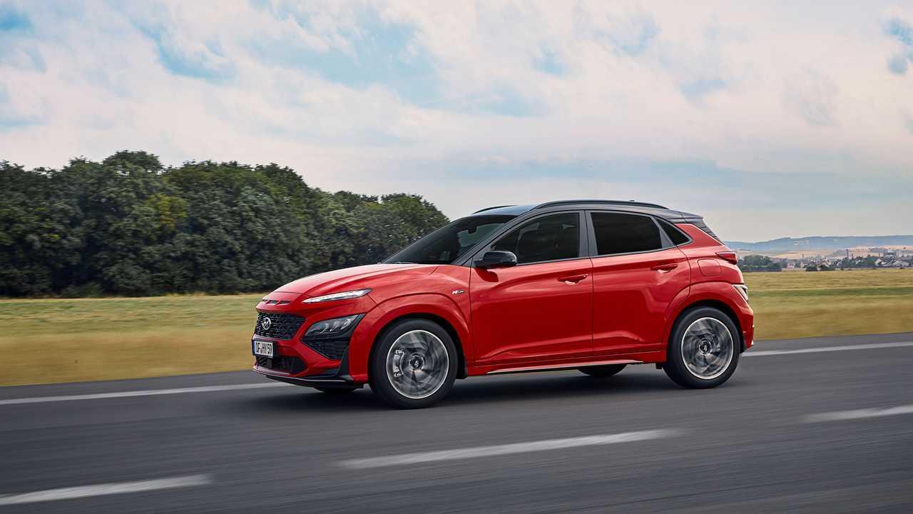 Hyundai Kona N-Line (2020)