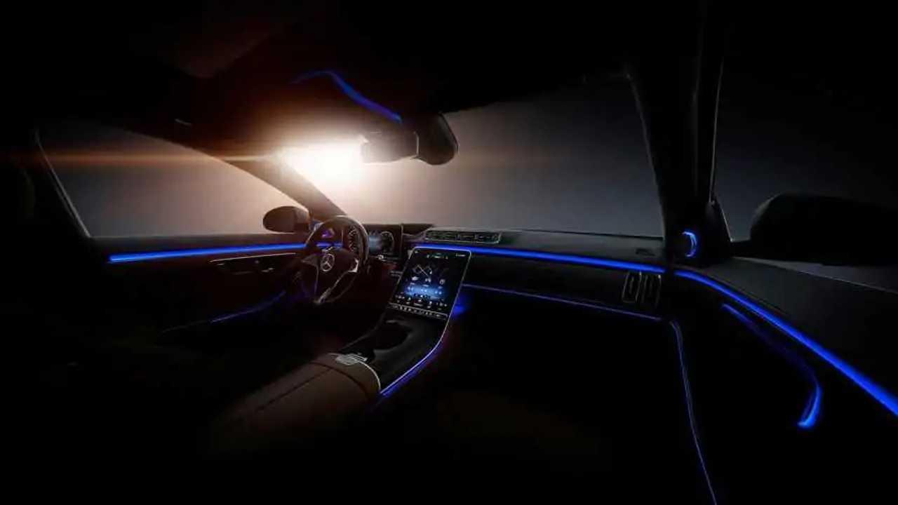 2021 Mercedes-Benz S-Klasse Innenraum   Motor1.com Fotos