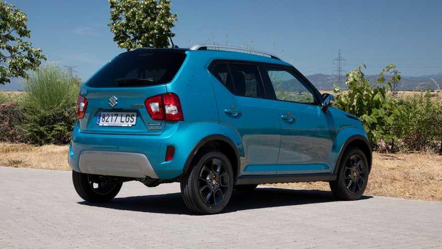 Suzuki Ignis 1.2 GLX 4WD, prueba
