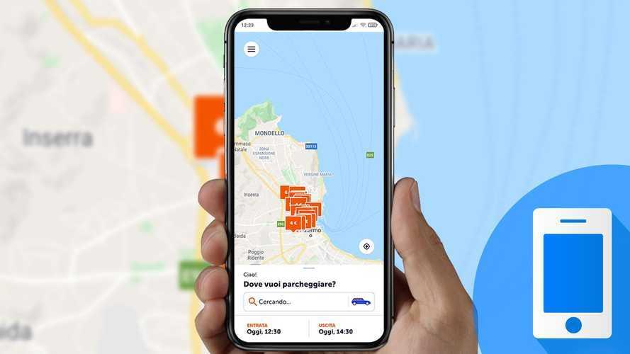 Le migliori app per trovare parcheggio in vacanza