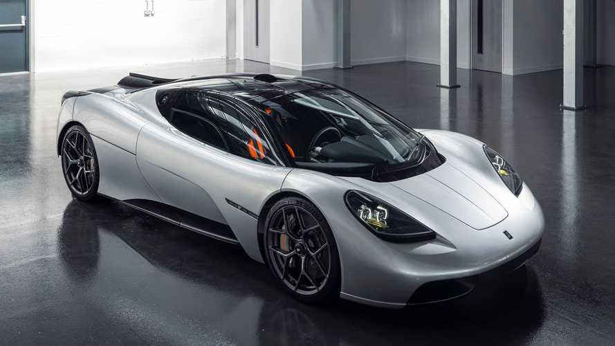 Gordon Murray Automotive T.50 - Un V12 de 663 ch pour seulement 986 kg !