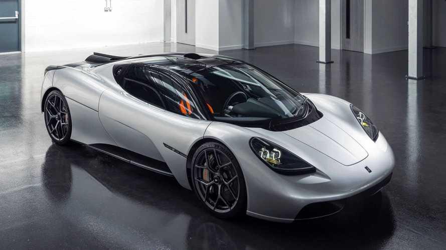 Gordon Murray Automotive T.50: Superschneller Staubsauger