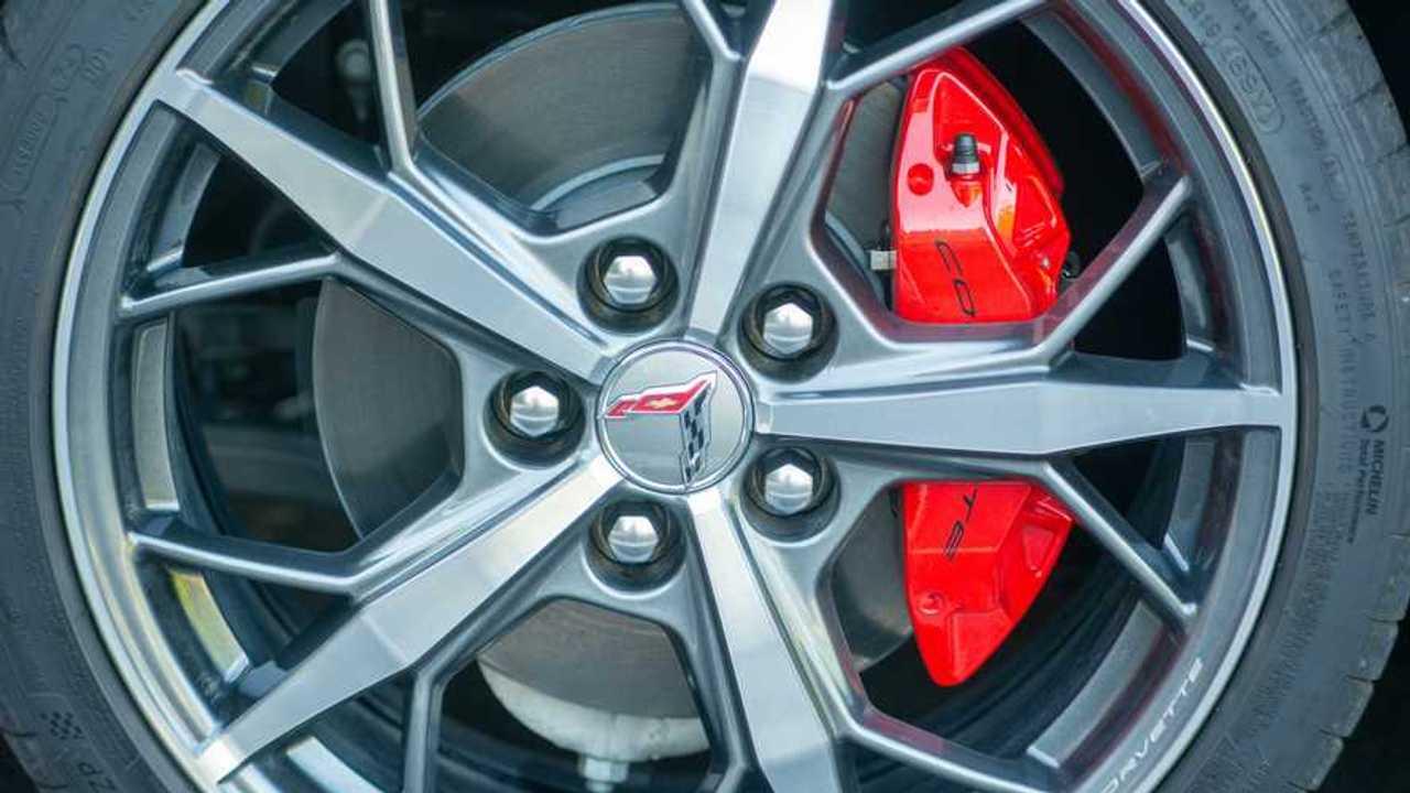 C8 wheel