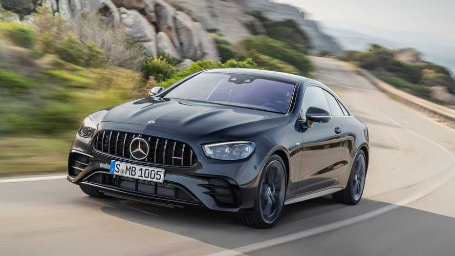 2020 Mercedes-AMG E 53 Coupe