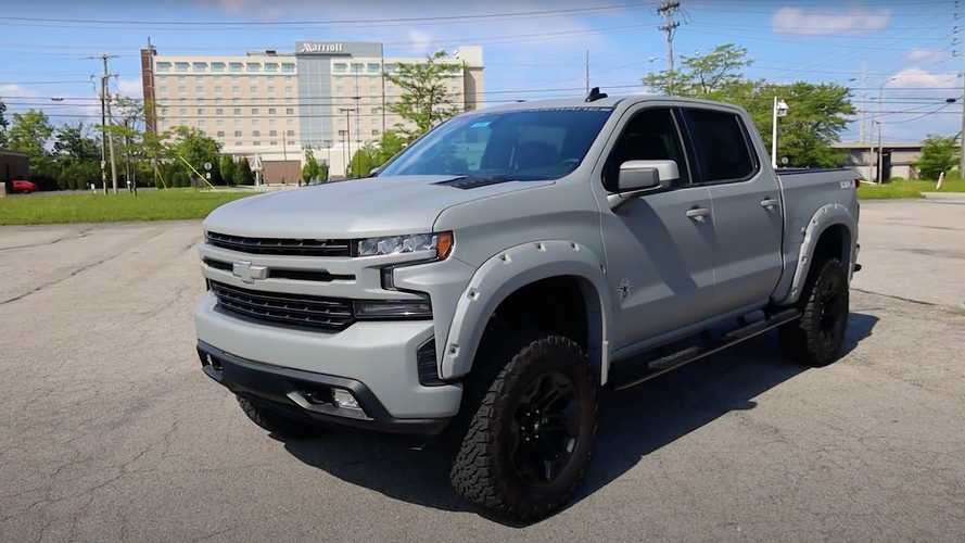 Dealership Builds Most Expensive Chevy Silverado RST