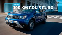 nuova dacia duster gpl prova consumi video