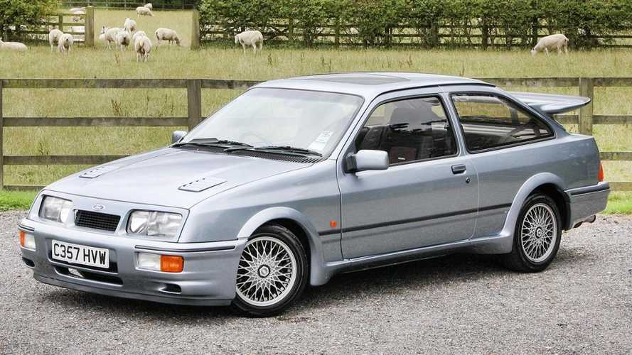 Rare 1 of 10 pre-production Ford Sierra RS Cosworth on sale