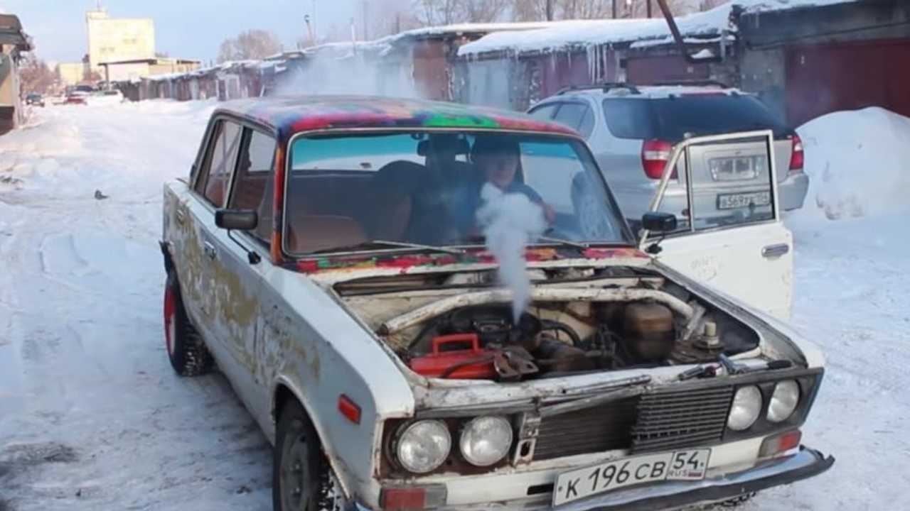 Can you run a Lada on Pepsi?