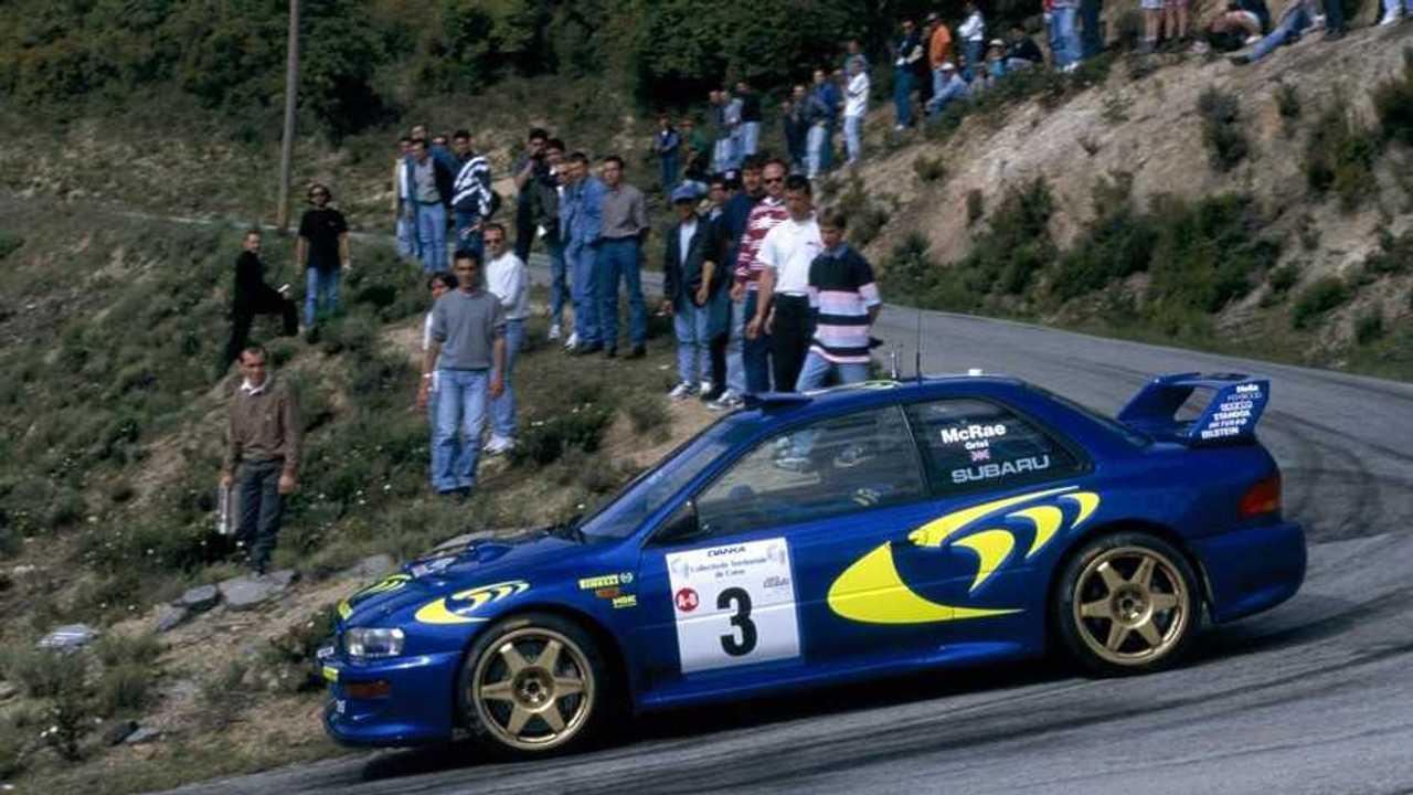 Speedline relaunches iconic Subaru Impreza rally wheels