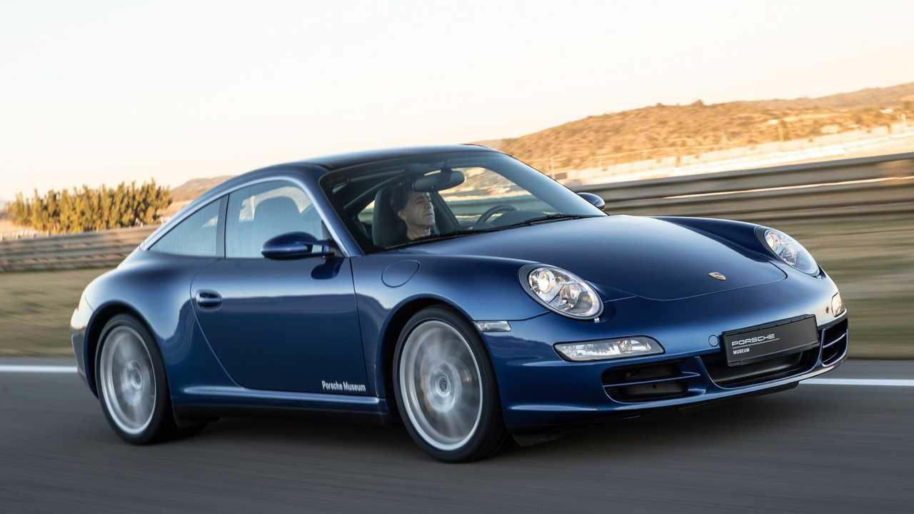 Porsche 911 (997, 2004-2012)