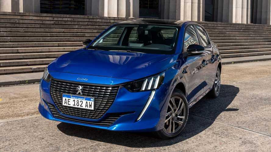 Peugeot 208 2021 - Latam