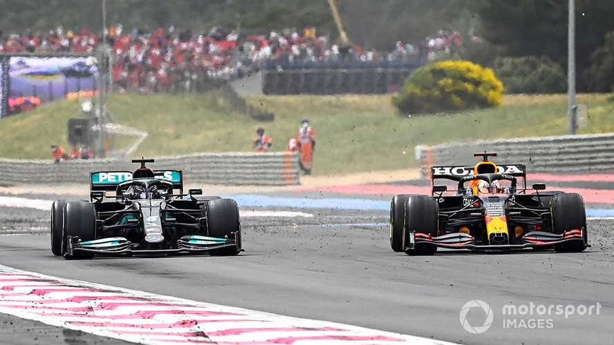 F1 announces new overtaking award