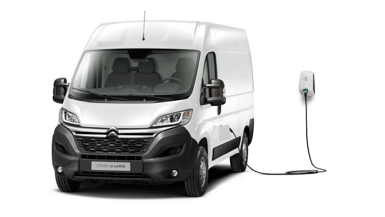 Citroen e-Jumper: Großer Elektro-Transporter jetzt bestellbar