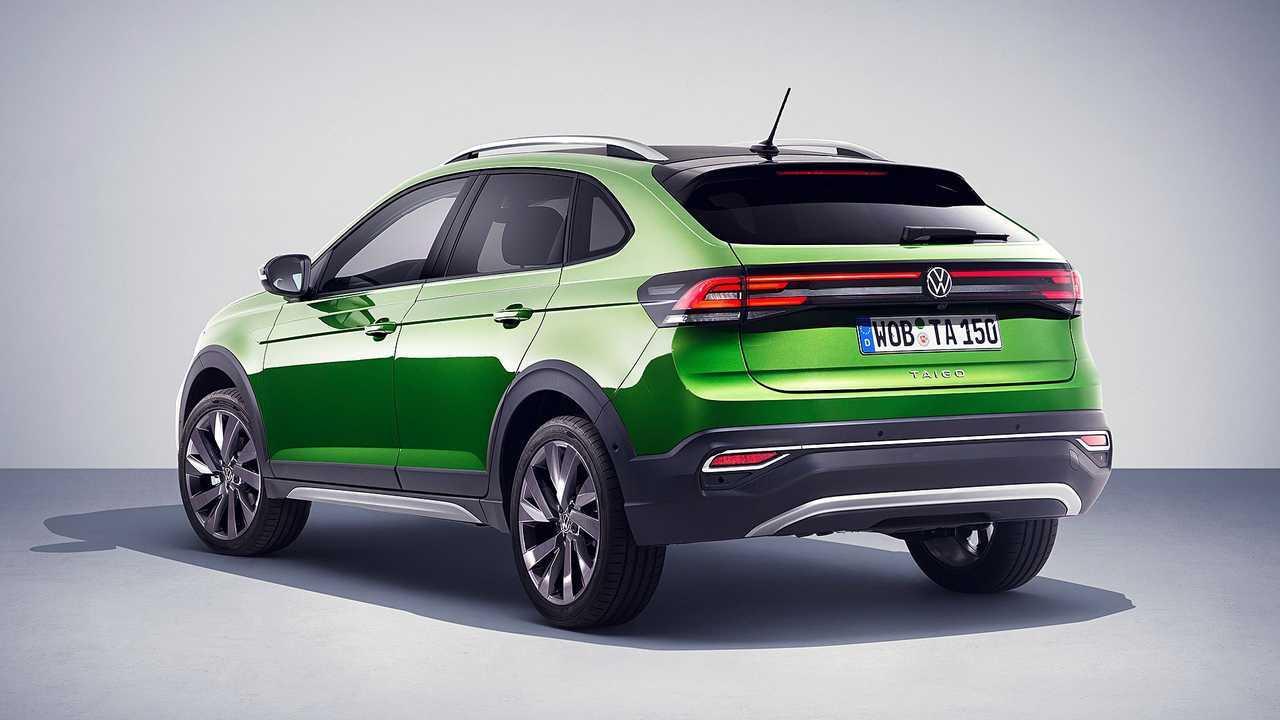 Precios Volkswagen Taigo 2021