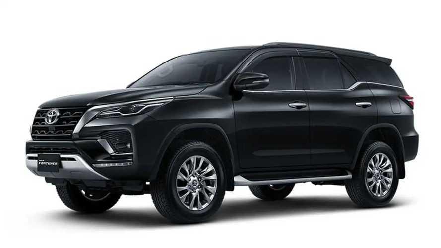 Toyota Fortuner GR Sport: el SUV deportivo que no conduciremos