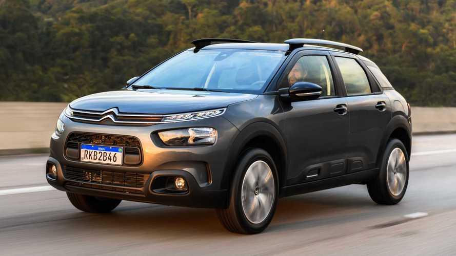 Citroën C4 Cactus é oferecido de R$ 103.590 por R$ 94.990
