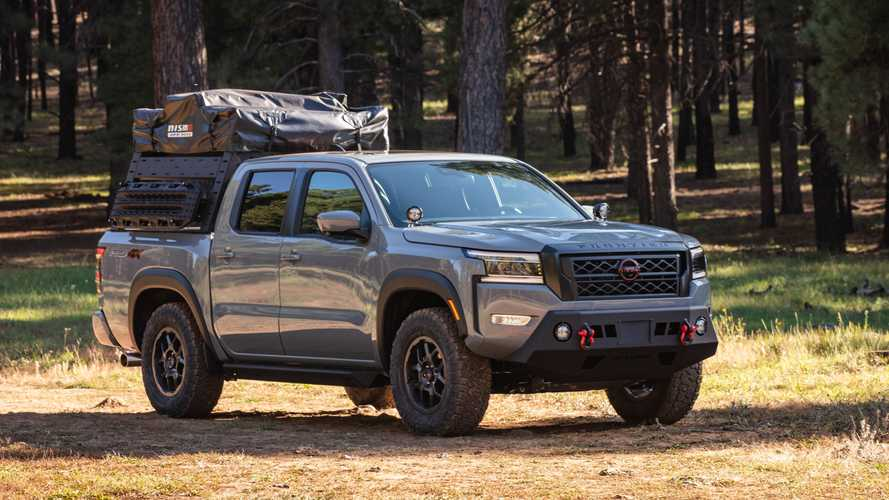 2022 Nissan Frontier Adds Tent, Exhaust To Nismo Accessory List