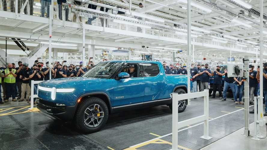 Rivian Receives Regulatory Approval To Deliver In All 50 States