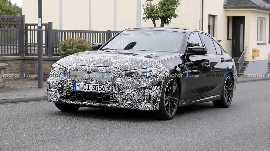 Makyajlı BMW 3 Serisi bir kez daha casuslarımıza yakalandı